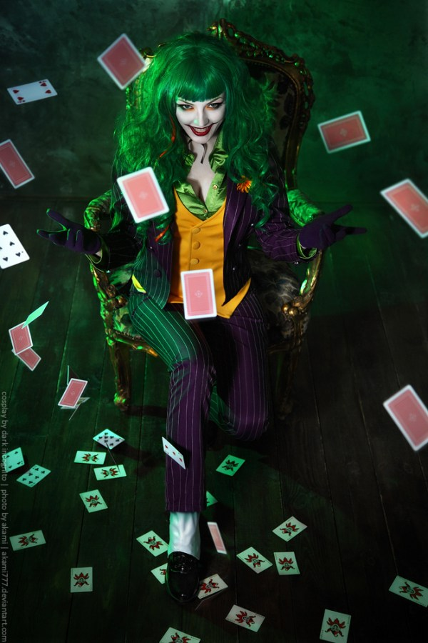Joker Cosplay by HydraEvil 06