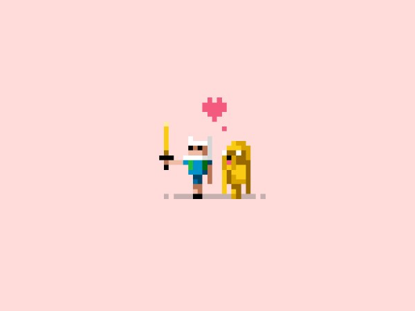 Pixelated Art by James Boorman 10