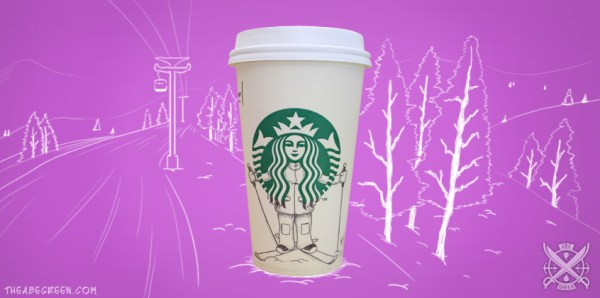 The Secret Life of the Starbucks Siren by Abe Green Skie