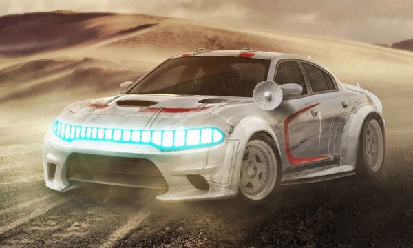 Star Wars Cars by Carwow millennium falcon