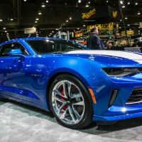 It's a Camarosplosion: Chevy Rolls Out More Modified Camaros for SEMA