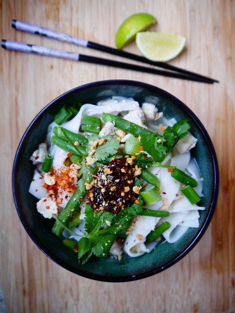 Simple, Satisfying Sukhothai Noodle Soup Recipe