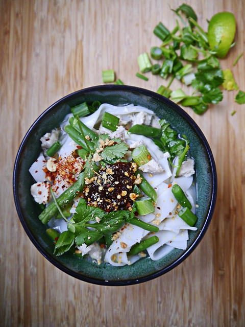 Sukhothai Noodle Soup Recipe | เกี๋ยวเตี๋ยวสุโขทัย