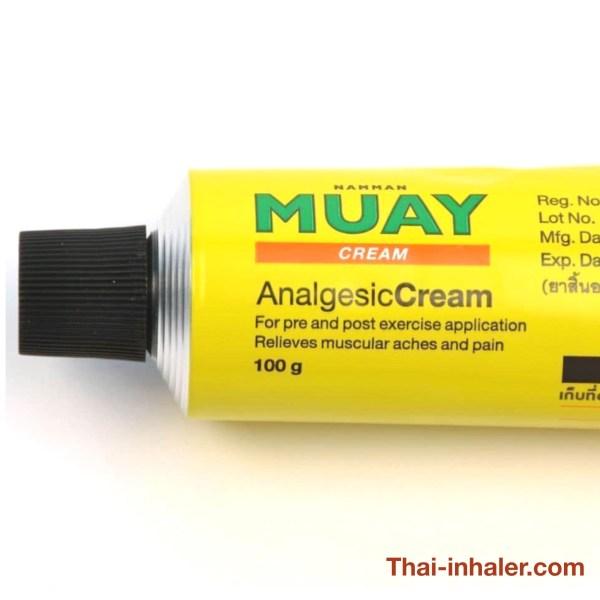 Namman Muay – Thailändische schmerzlindernde Creme – 1×100 Gramm