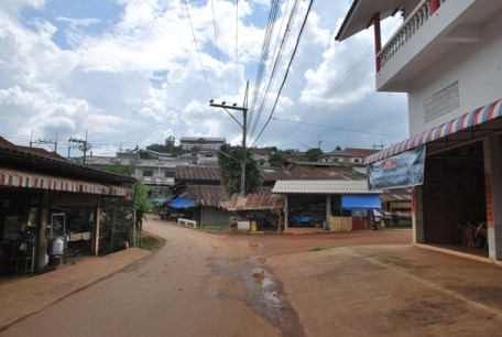 Kern von Ban Doi Wawee: Restaurants mit Nudelsuppen und Reis