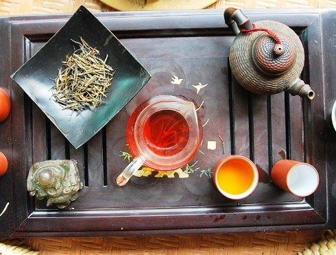 Wild Artisan Dian Hong Yunnan Black & Golden Needle Gong Fu Cha