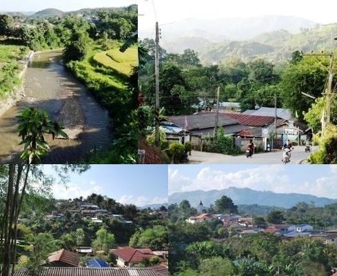 Ban Hin Taek / Ban Therd Thai - Town