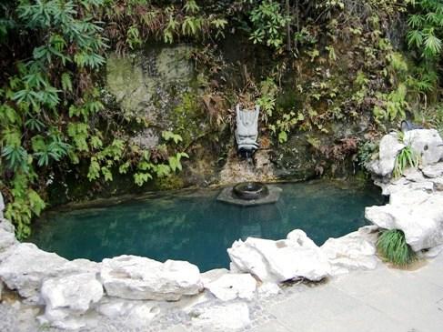 Long Jing Drachenbrunnen bei Hangzhou, Provinz Zhejiang, China