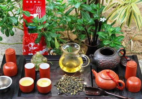 Exploration von Ruan Zhi Nr. 17 Oolong Tee aus Doi Mae Salong