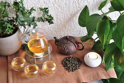 DMS Cha Nang Ngam Oriental Beauty Oolong Tee