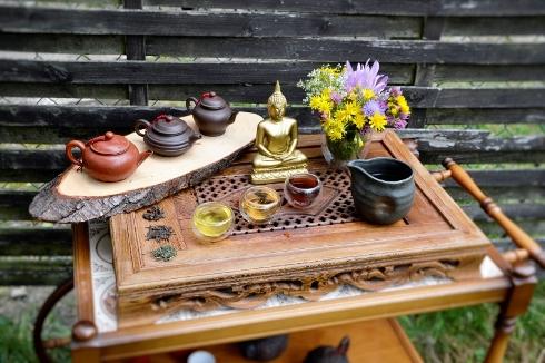 Die 3 Säulen des Siam Tee Shop: Tee aus Nordthailand, China und Japan