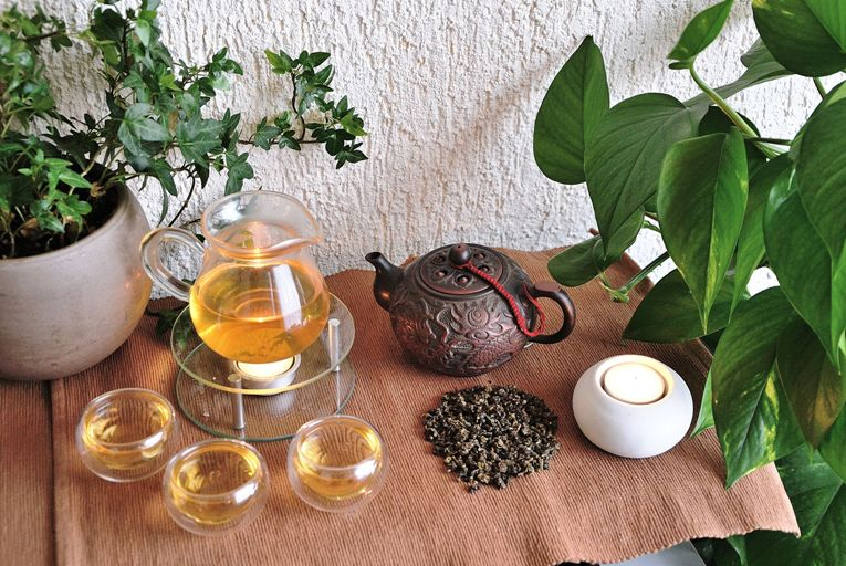 Thai 'Cha Nang Ngam' Oriental Beauty Oolong Tee (Dong Fang Mei Ren)
