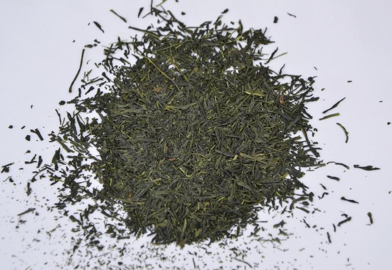 Sencha Gokuijo - sortenrein, herkunftsrein und aus der gleichen Pflückperiode