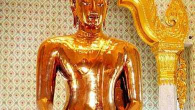 Photo of L'incroyable histoire du Bouddha d'Or du Wat Traimit à Bangkok