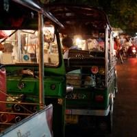 登陸紀行-Huai Khwang Night Market-Part 1