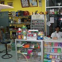 Convenience store in Phitsanulok