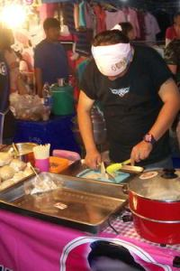Street food in Phitsanulok
