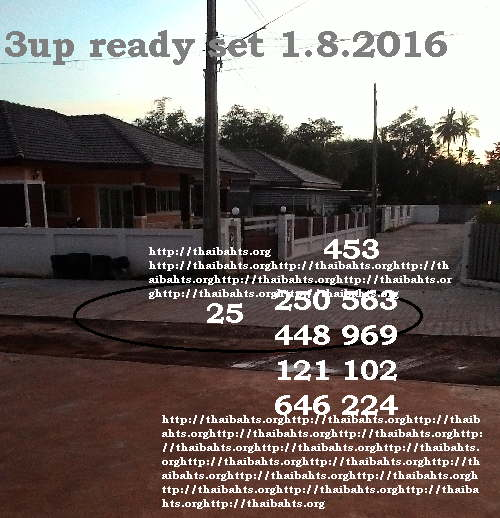 3up ready set 1.8.2016