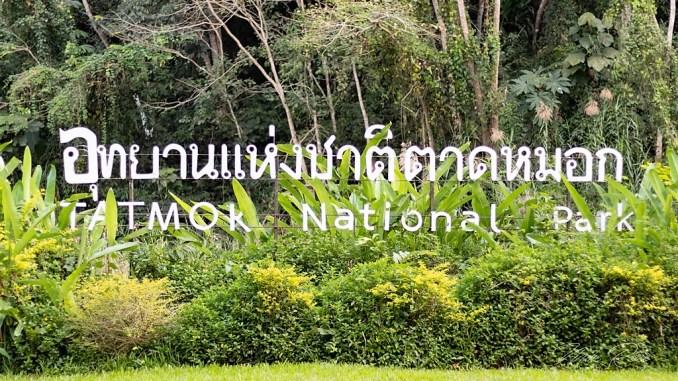 Tat Mok national park Phetchabun