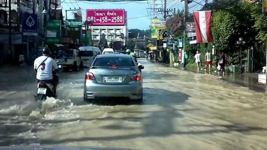 2. наводнение на ТВ