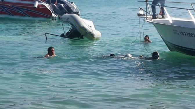 2. Tourist boat crashed (5)