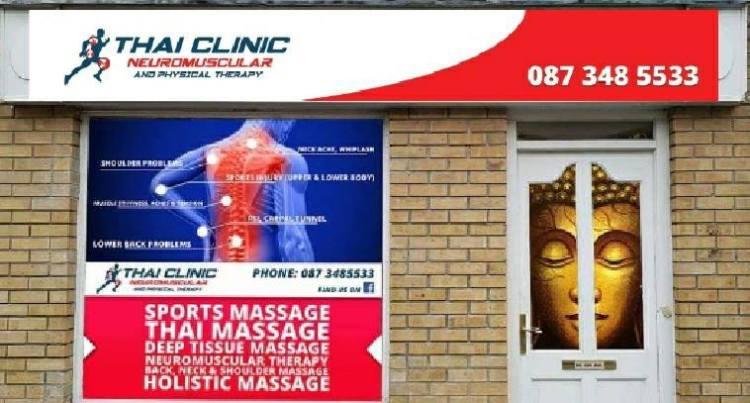 massage naas