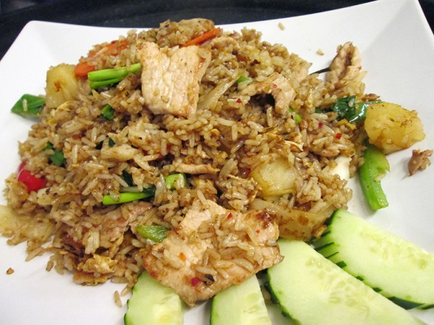Kee Mao Fried Rice Thai Spice Restaurant