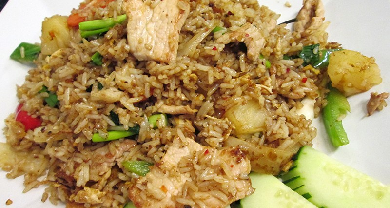 Kee Mao Fried Rice Thai Spice Restaurant