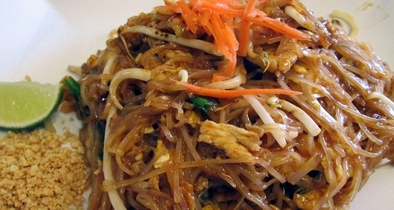 Pad Thai Thai Spice Restaurant