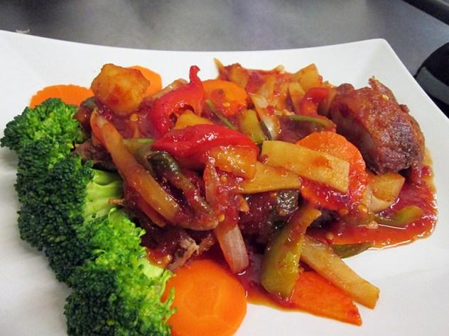 Sam Rot Crispy Duck Thai Spice Restaurant