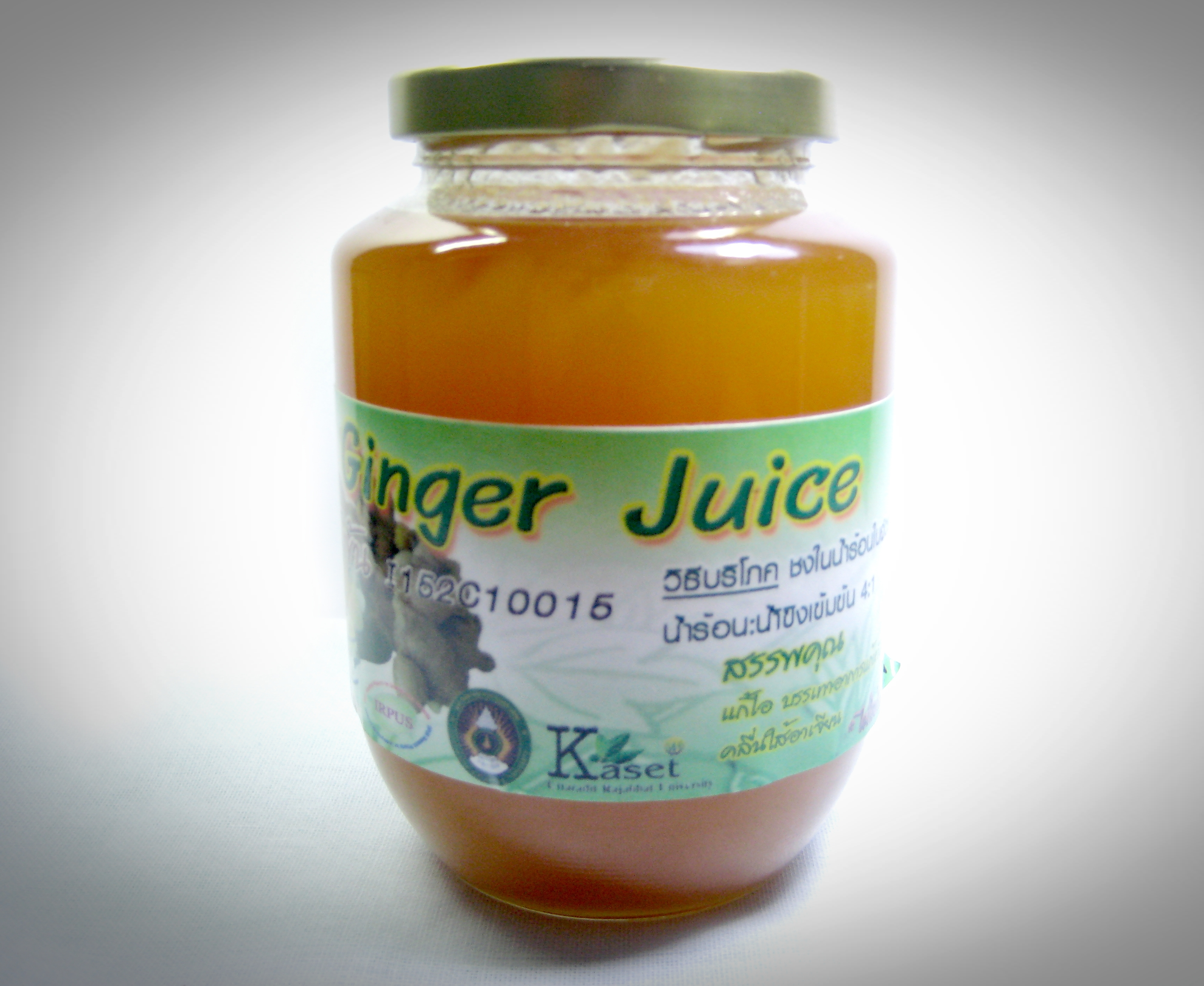 Products  THAI GINGER  AGRIPRODUCTS TRADER