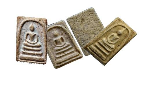 Pra Somdej Wat Rakang Kositaram Pra Pratan Amulets