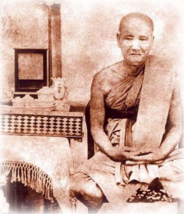 Luang Phu Iam Wat Sapan Sung