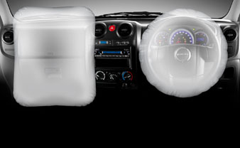 Isuzu Dmax 3000 cc Dual SRS airbags at Thailand, Dubai, Singapore  and England United Kingdom 's top 4x4 dealer importer exporter