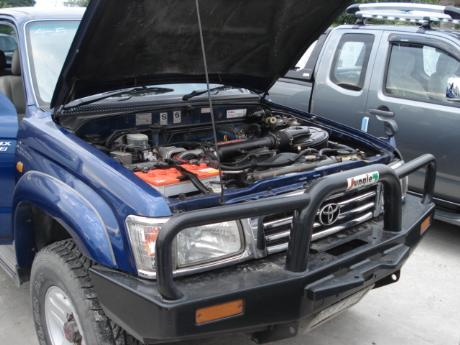 Toyota Hilux Tiger EFI 2000 to 2001 from Thailand's top Toyota Hilux Tiger exporter - Jim Autos Thailand