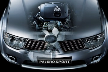 Mitsubishi Pajero Sport - Vehicle Performance