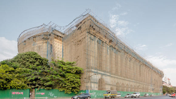 From Law Courts To Luxury In Yangon The Heritage Hotel
