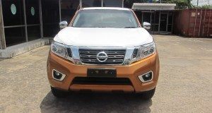 2015-Savannah-Orange-Nissan-Navara-NP300-front