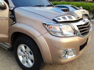 2008 2009 2010, 2011 Toyota Hilux Vigo Minor Change Model front side view