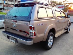 2008 2009 2010, 2011 Toyota Hilux Vigo Minor Change Model rear side view