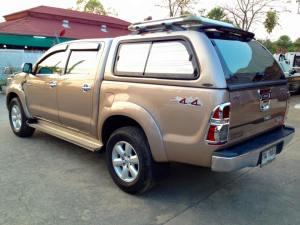 2008 2009 2010, 2011 Toyota Hilux Vigo Minor Change Model rear view