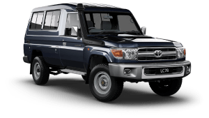 Toyota Land Cruiser LC78 Troop Carrier GXL