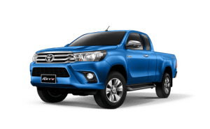 Toyota Hilux Revo Smart Cab available in Nebula Blue