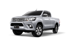 Toyota Hilux Revo Smart Cab available in Metallic Silver