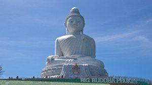 Big Buddha Phuket - Phuket attractions Cultural