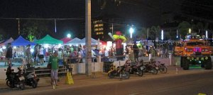Jomtien night market