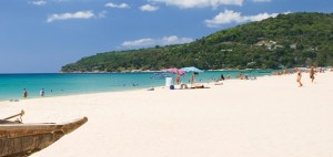Karon beach area to stay Phuket