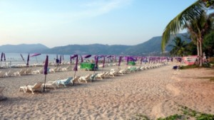 Patong Beach where to stay Phuket