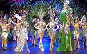 Tiffanys show Pattaya
