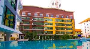 Neo hotel swimming Pattaya
